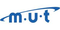 m-u-t Logo